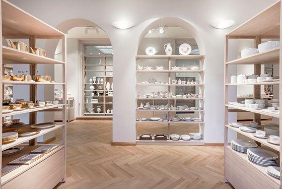 Meissen Factory Outlet By Studio Ramos Berlin 2018 Shop
