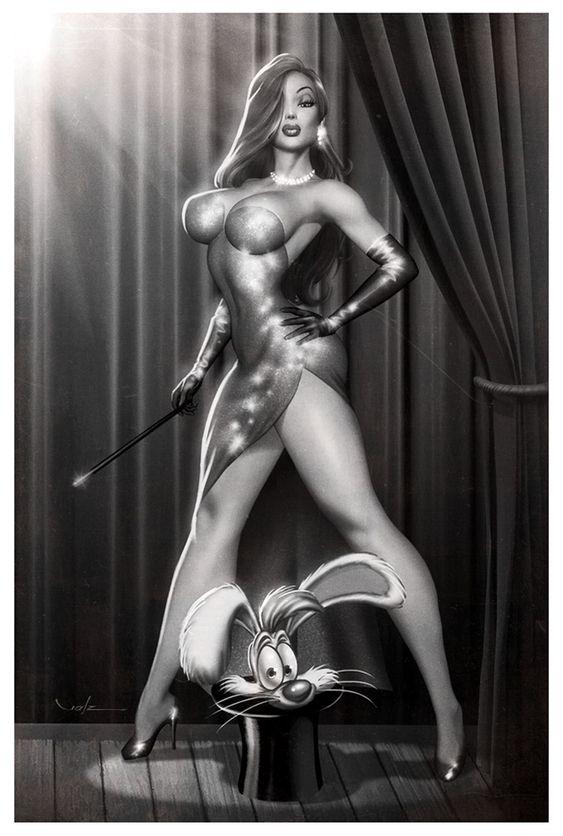 Jessica lapin sexe bande dessinée