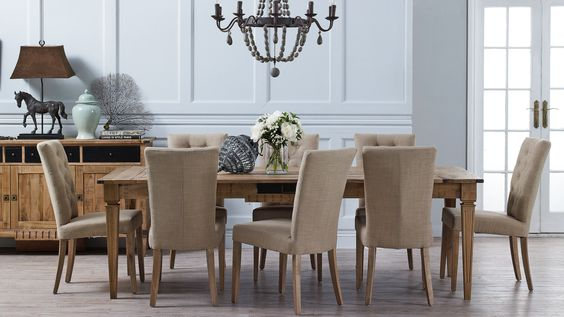 Pinterest the world s catalog of ideas for Dining room tables harvey norman