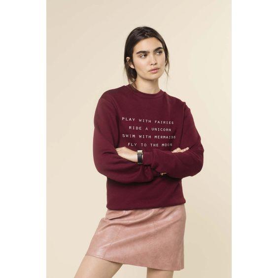 Frankie Phoenix Sweater - To Do List