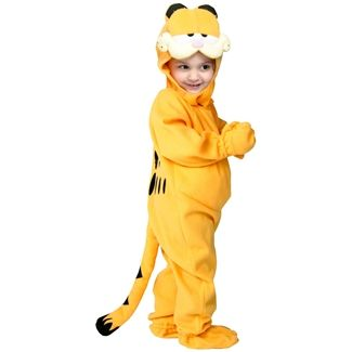 Lovely Garfield Child Costume by Disguise Inc. Kids Halloween Costumes  $36.99  FREE SHIPPING!