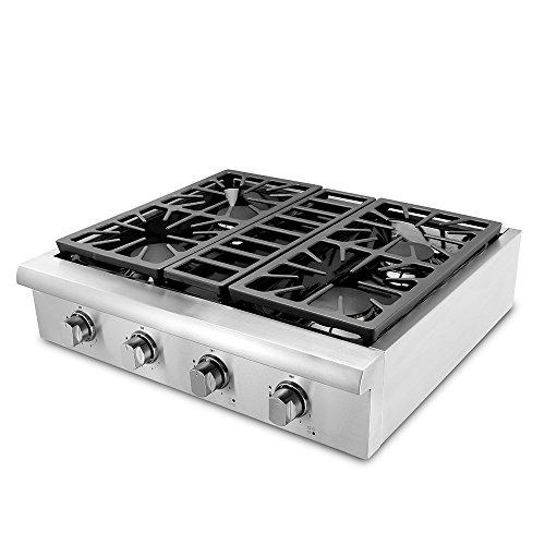 Thor Kitchen 30 European Style 4 Burners Builtin Stainless Steel Gas Hob Gas Range Kitchen Gas Cooktop Be Sure To Check Ou Cooktop Gas Cooktop Range Cooktop