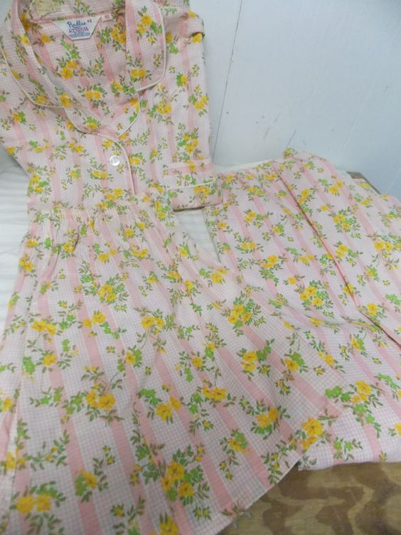 Vintage 1960s Radlee Lingerie Co All Cotton 3 by PfantasticPfinds, $24.99
