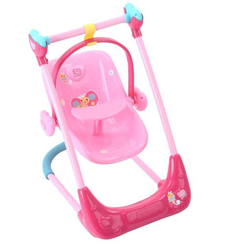Baby Alive Swing Amp High Chair Combo Toys Chairs And