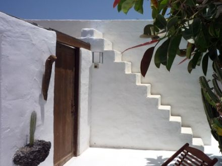 Secretplaces - Casa Dominique Caleta de Famara, Lanzarote, Canary Islands, Spain: