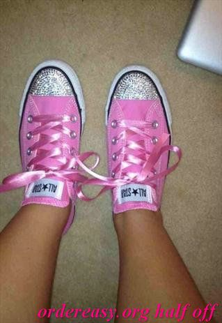 Converse All Star  Sneakers Fashion pink