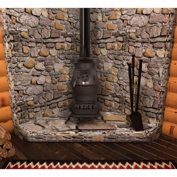 Vogelzang Cast Iron Pot Belly Stove — 65,000 BTU, Model# PB65XL | Wood  Stoves. Save Learn more at northerntool.com - Cast Iron Pot, Tools And Stove On Pinterest