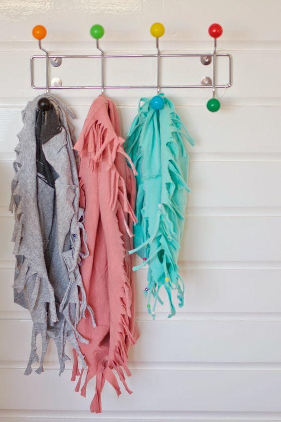 DIY Summer scarf for BKids | Wimke