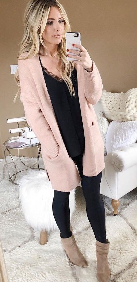 Beautiful Fall Hipster Outfits
