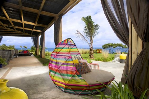 W Vieques island designed by patricia urquiola