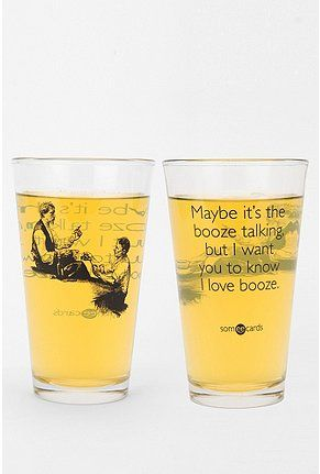 ecards + alcohol = yes.