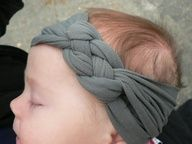 """No Sew headbands! ADORABLE! I am SO making a bunch of these for my girls (and me!) Super cute and they look SO easy!"""" data-componentType=""""MODAL_PIN"""