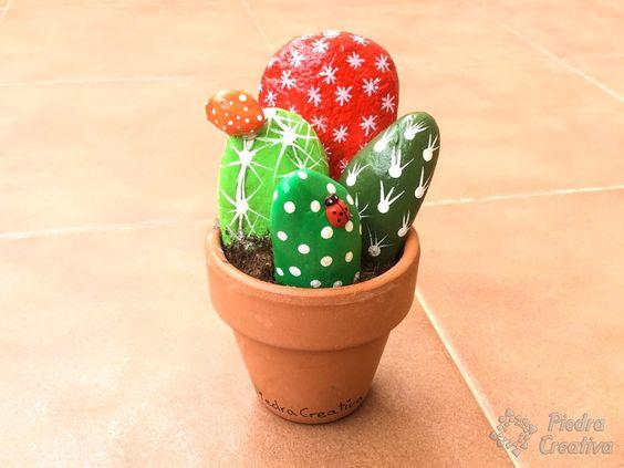 cactus decoración