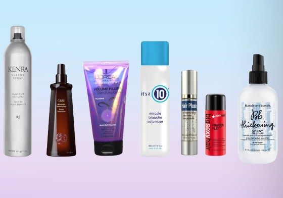 Top 7 Volumizing Hair Products For Fine Hair Volume Hair Fine Hair Best Volumizing Hair Products