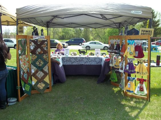 Hand-made Table Runners, Towel Dresses, etc.