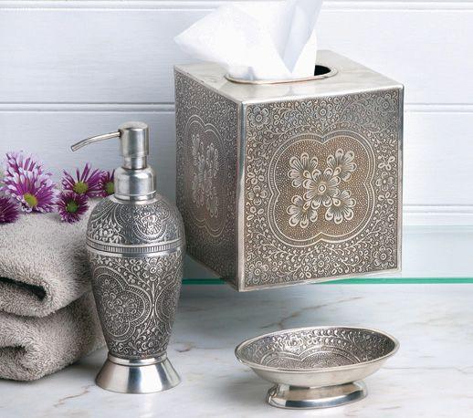 Moroccan Interior Design, Moroccan Bathroom Accessories