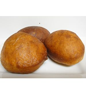 Maandazi, a popular snack in Tanzania, is a form of fried bread that resembles a doughnut (but not quite as sweet!).