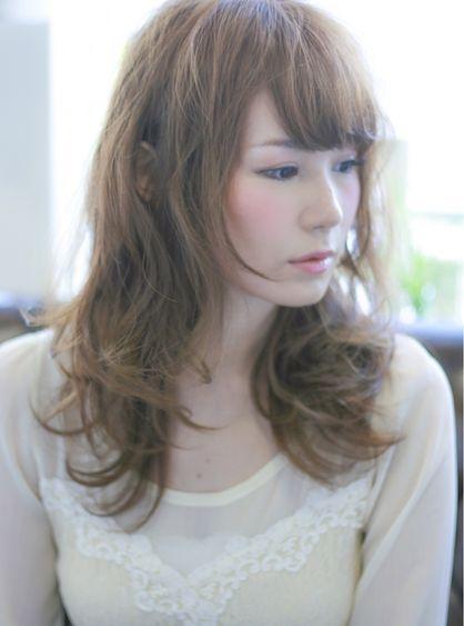 ☆ナチュラルヌードヘア☆ | 大須・金山の美容室 e-style GARDENのヘアスタイル | Rasysa(らしさ)