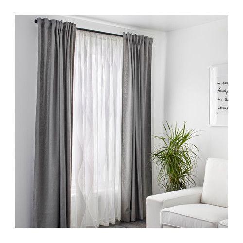 M s de 1000 ideas sobre visillos de ventana en pinterest - Novedades en cortinas de salon ...
