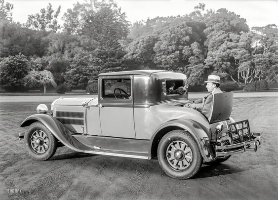 Image result for 1920s rumble seat