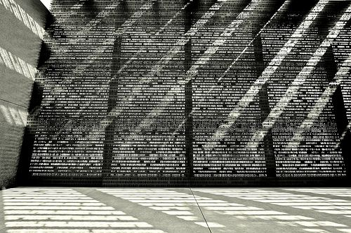 Ehrenmal der Bundeswehr - by @FeistIsabel  #berlin #architecture #monochrome #photography