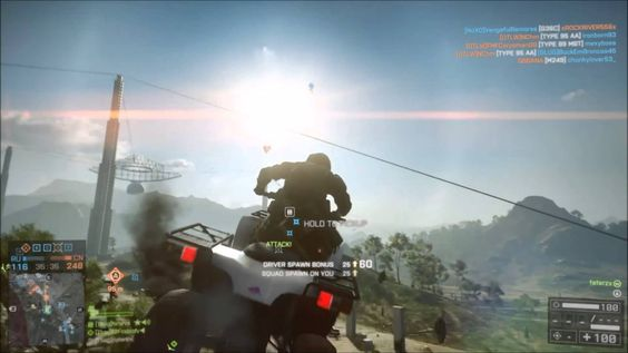 Battlefield 4 -  Funny Epic C4 Fail