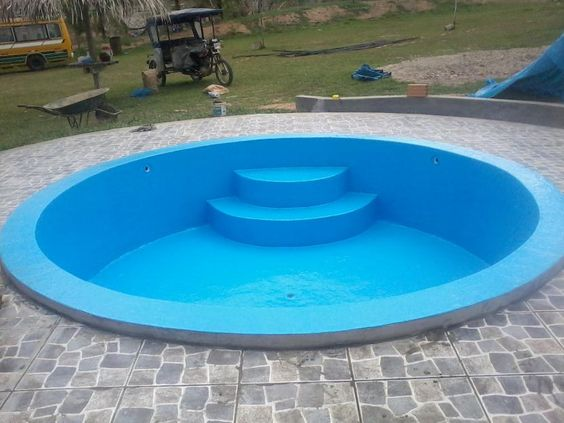 Fibra de vidrio revestimiento piscinas cisternas - Pisinas de fibra de vidrio ...
