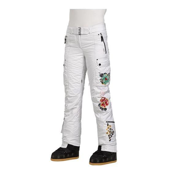 bogner fire and ice women 39 s raffaela embroidered ski pants. Black Bedroom Furniture Sets. Home Design Ideas