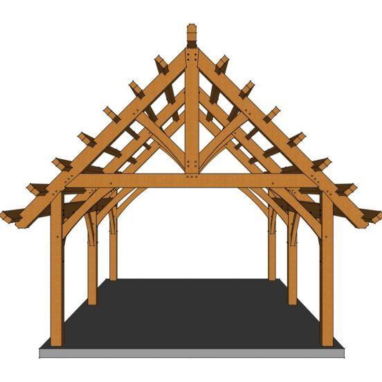 Timber Frame Garage Apartment Plan Moresun In 2020 Timber Frame Plans Timber Frame Cabin Timber Frame Porch