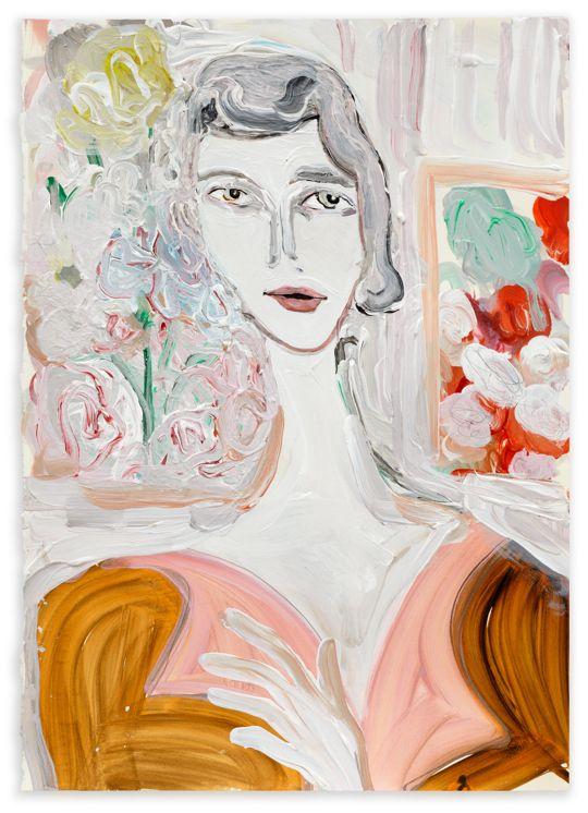 Tanya Ling - Jil Sander A/W 2012