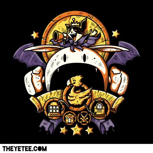 The Yetee Daily Tee Blog