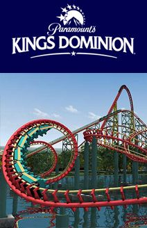 kings dominion on july 4th