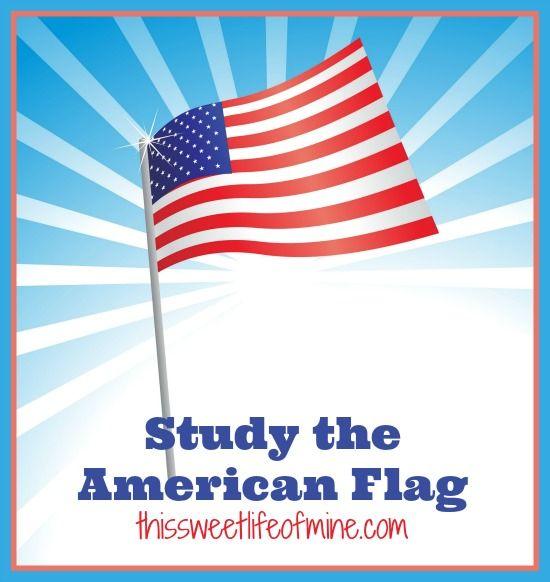 national flag america