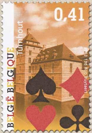 Stamp: This is Belgium 1st Issue: Turnhout (Belgium) (This is Belgium) Mi:BE…