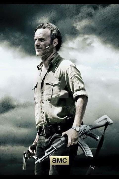 § Rick grimes (Andrew lincoln)