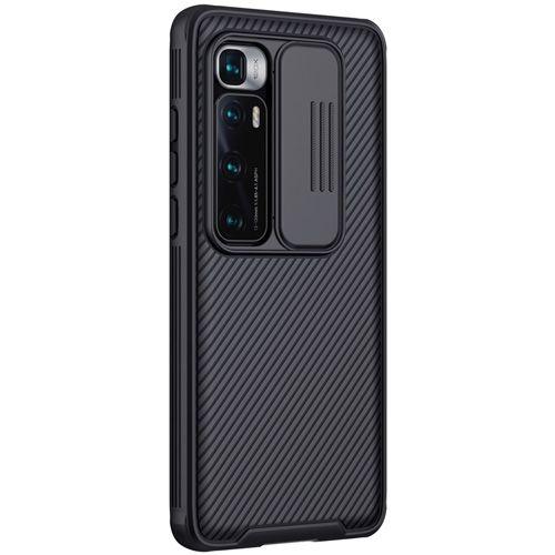 گارد ضد ضربه شیائومی Mi 10 Ultra مارک نیلکین Camshield Pro قاب محافظ گوشی شیائومی می 10 اولترا مارک نیلکین مدل Galaxy Phone Samsung Galaxy Phone Samsung Galaxy