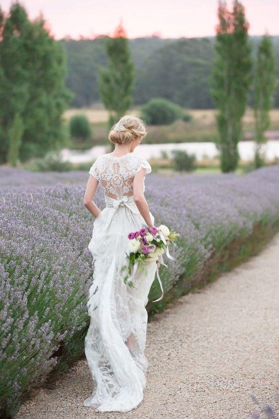 zomerse inspiratie voor jouw bruiloft