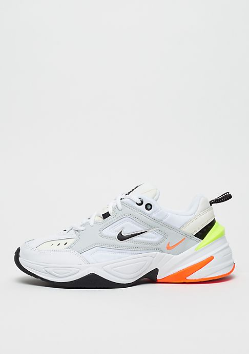 Nike M2k Tekno Pure Platinum Black Sail White Fashion Sneaker Bei