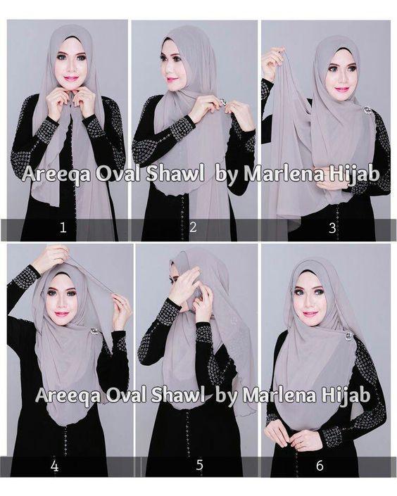 Different Hijab tutorial