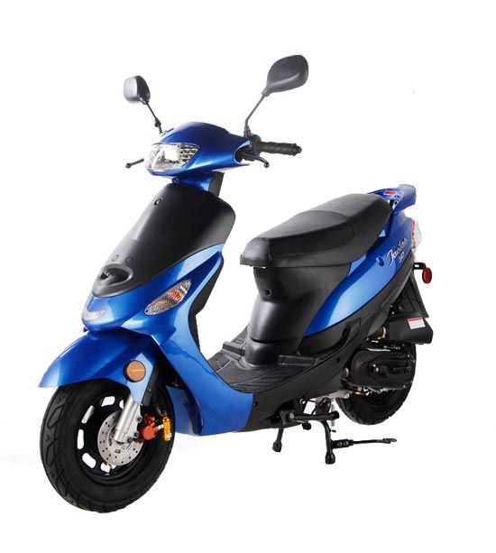 TaoTao ATM50-A1 50cc Scooter Free Shipping! #scooter #christmasgifts