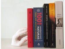 Porta Livro Empurrão - decor8 - R$68,00