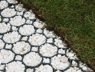 Bodpave Paving Grids Are Ideal For Gravel Retention Or As
