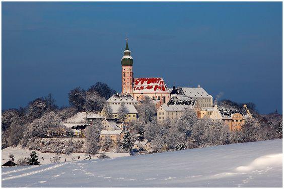 Kloster Andechs, #Bavaria