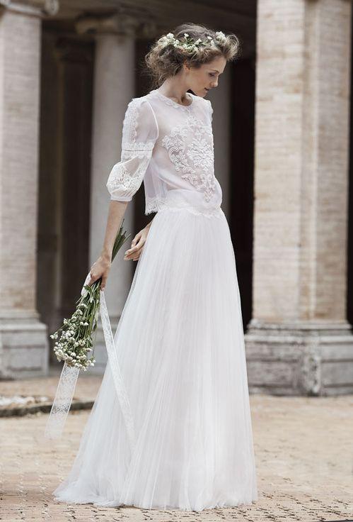 Alberta Ferretti collection de robes de mariée