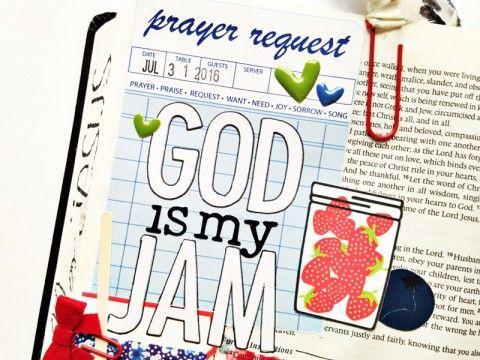 God is my Jam | a process video