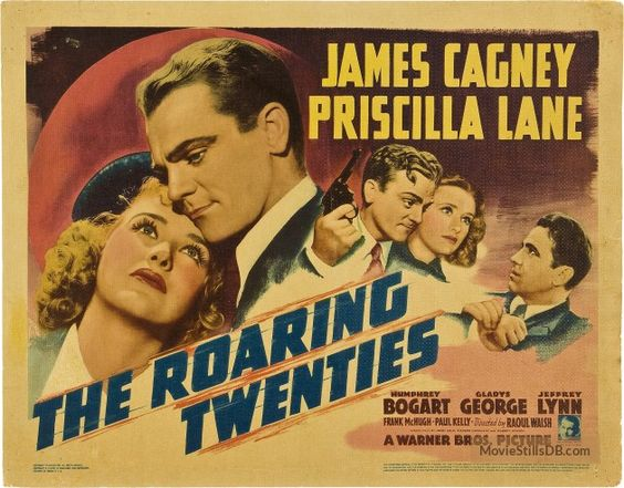 Image result for roaring twenties 1939 poster
