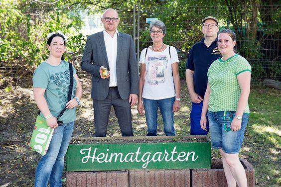 Heimatgarten Rheinhausen - Sommerfest am 27.08.2016 mit Sören Link Oberbürgermeister der Stadt Duisburg