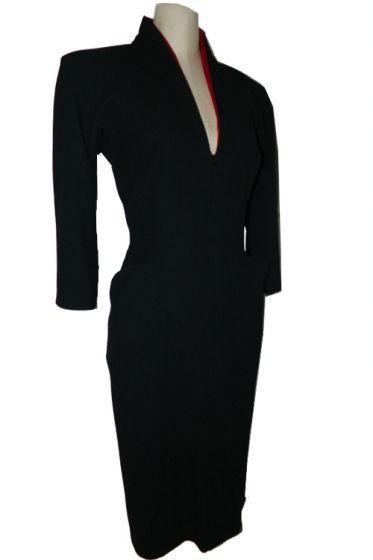 Alexander McQueen Dress (size 44 US size 10)