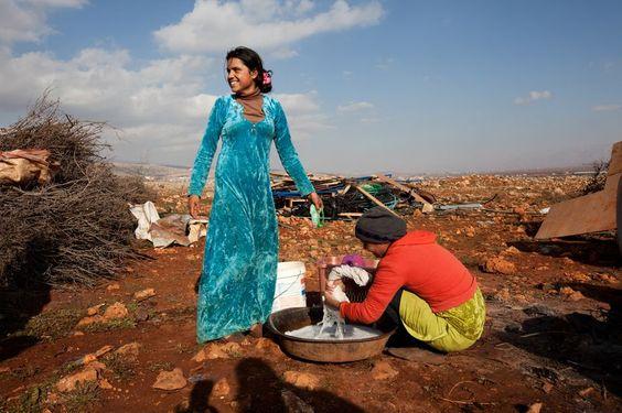 Flüchtlinge im Libanon: Das Wunder von Deir al-Ahmar |ZEIT ONLINE