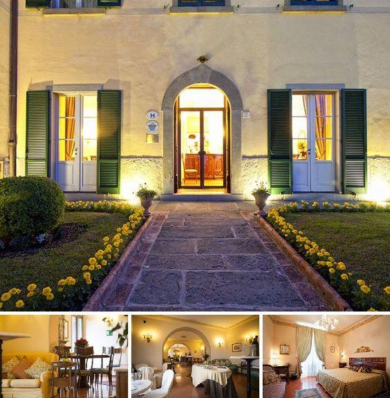 Este encantador hotel urbano situa-se próximo do centro histórico da belíssima cidade medieval de Cortona na Toscana. Nas imediações existem restaurantes, bares, pubs, lojas, atracções turísticas e ligações à rede de transportes públicos. O Lago Trasimeno e Montepulciano são alcançáveis em cerca de 30 minutos de automóvel e as cidades de Pienza, Arezzo, Assisi e Sena também se encontram nas proximidades.